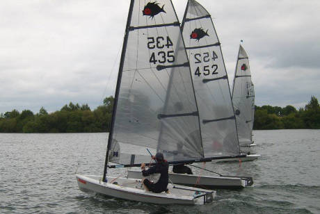 Solutions at Hykeham Sailing Club