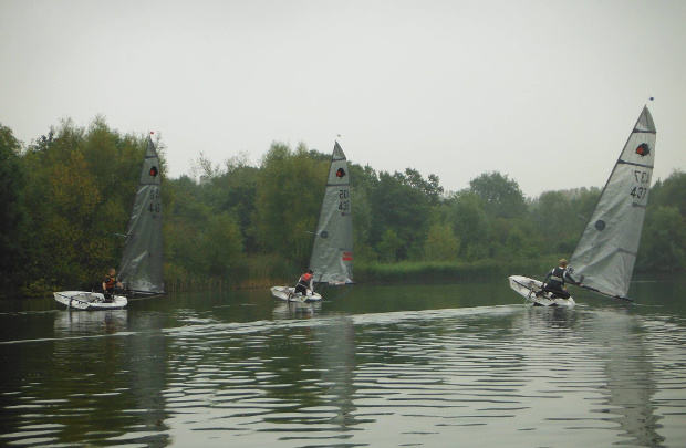 Solutions at Redditch Sailing Club